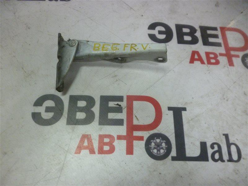 Петля капота Subaru Legasy B4 BE5 EJ206 2000 передняя правая