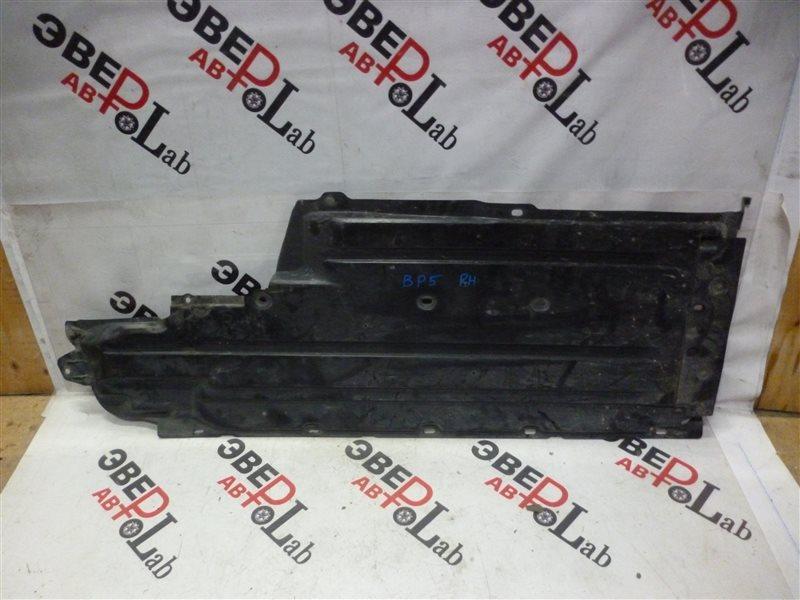 Защита Subaru Legasy BP5 EJ20X 2003 правая