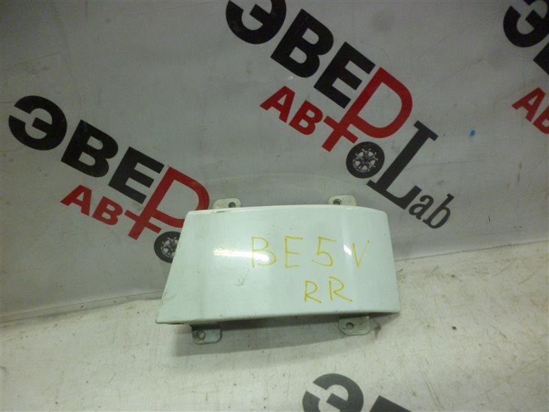 Планка под стоп Subaru Legasy B4 BE5 EJ206 2000 задняя правая