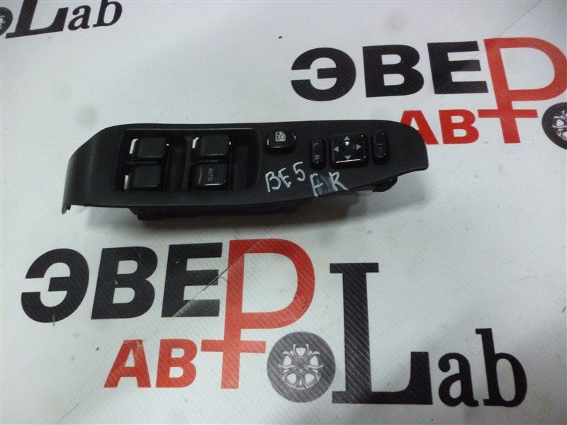 Блок управления стеклами Subaru Legasy B4 BE5 EJ206 2000