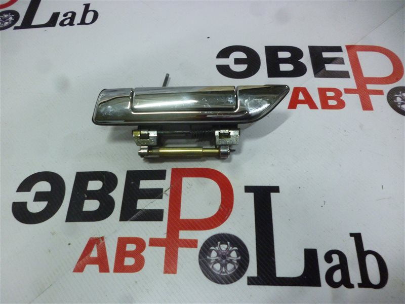 Ручка двери внешняя Nissan R'nessa NN30 SR20 (DETI) 1998 задняя левая