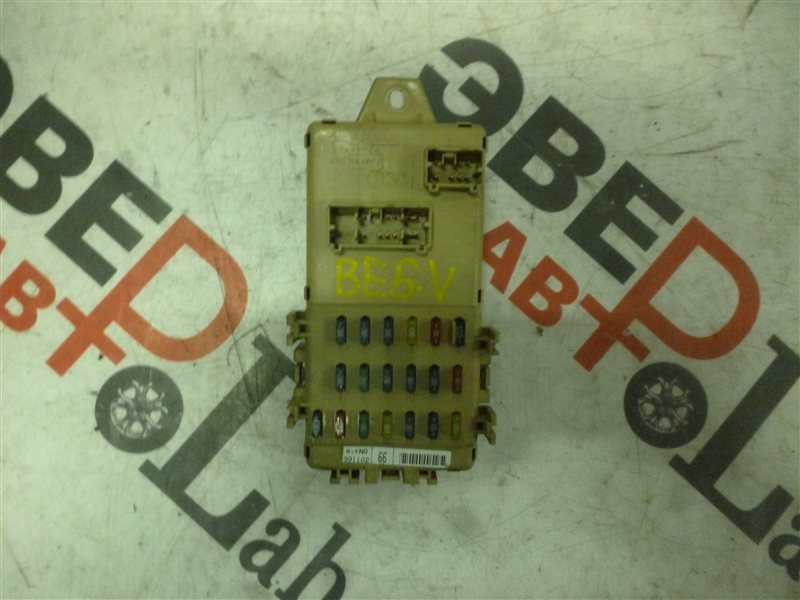 Блок предохранителей Subaru Legasy B4 BE5 EJ206 2000