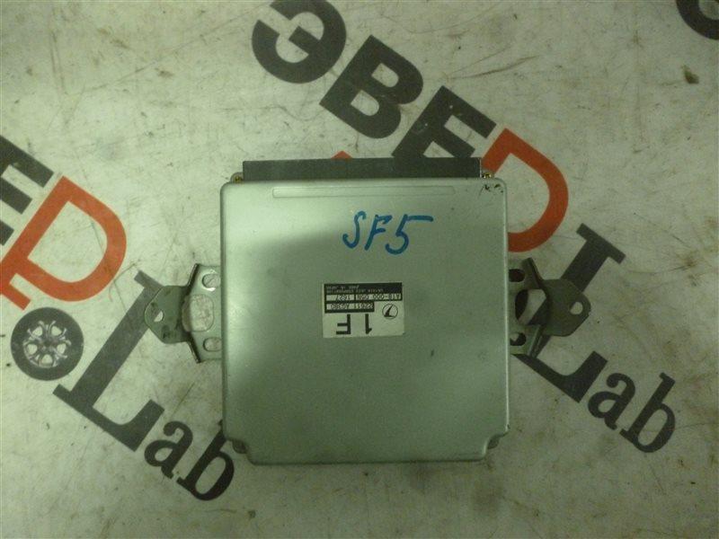 Компьютер Subaru Forester SF5 EJ201 2000