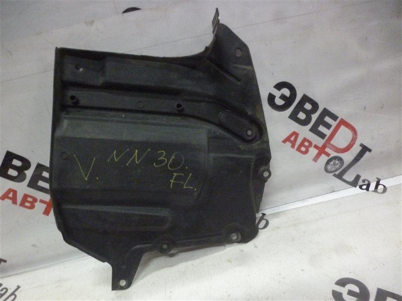 Защита двигателя Nissan R'nessa NN30 SR20 (DETI) 1998 передняя левая