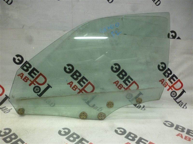 Стекло двери Toyota Cresta GX100 1G-FE 1998 переднее левое