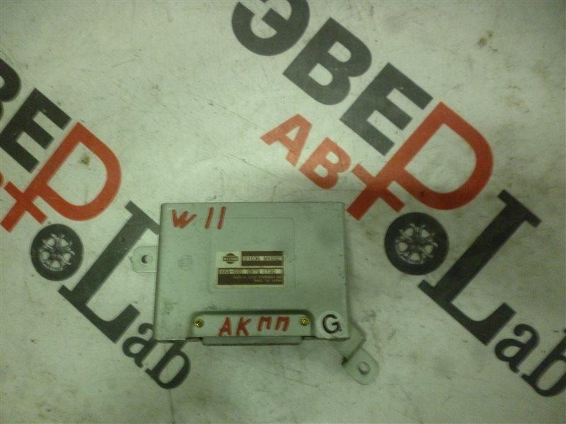 Блок управления акпп Nissan Avenir W11 QG18(DE) 1999