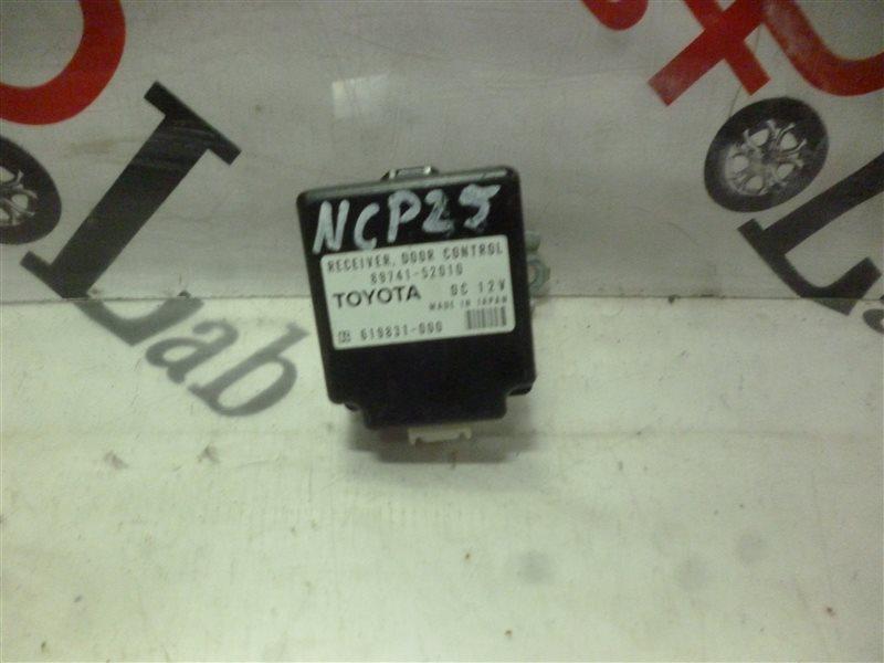 Блок управления дверьми Toyota Fun Cargo NCP25 1NZ-FE 2001