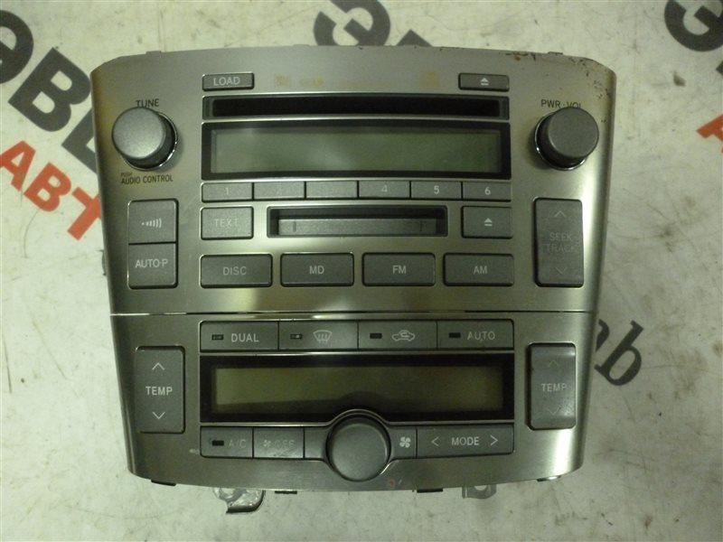 Блок управления климат-контролем Toyota Avensis AZT250 1AZ-FSE 2004