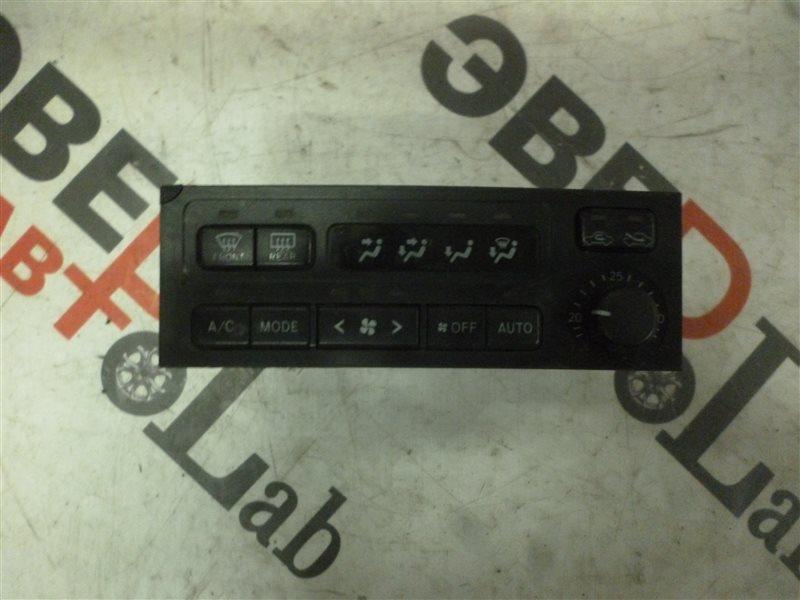 Блок управления климат-контролем Toyota Cresta GX100 1G-FE 1998