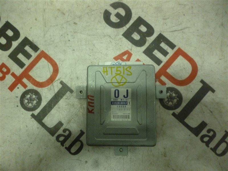 Блок управления акпп Suzuki Swift HT51S M13A 2002