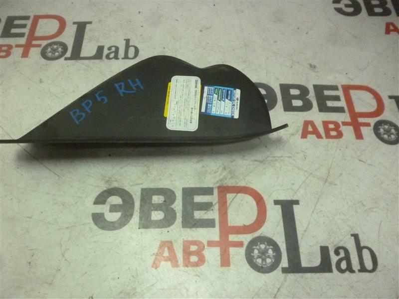 Накладка на торпеду Subaru Legasy BP5 EJ20X 2003 правая