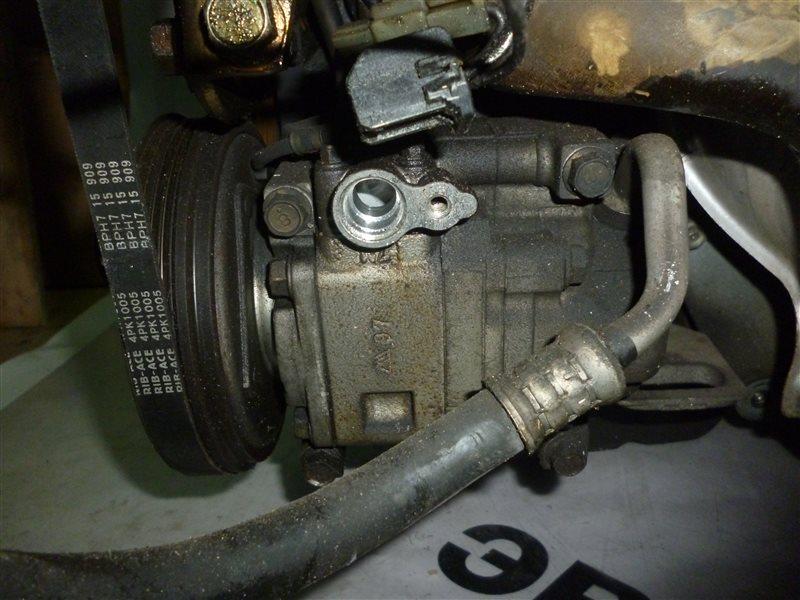 Компрессор кондиционера Mazda Familia BJ5W ZLVE 1999