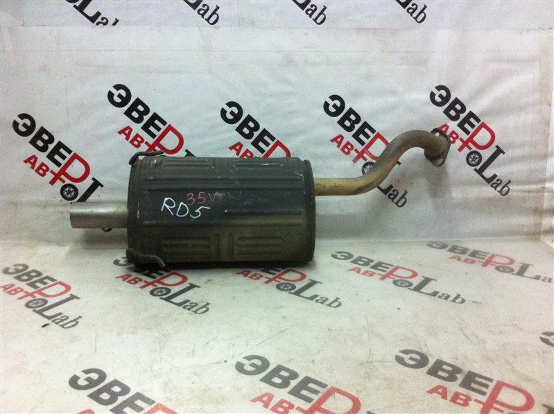 Глушитель Honda Cr-V RD5 K20A 2002
