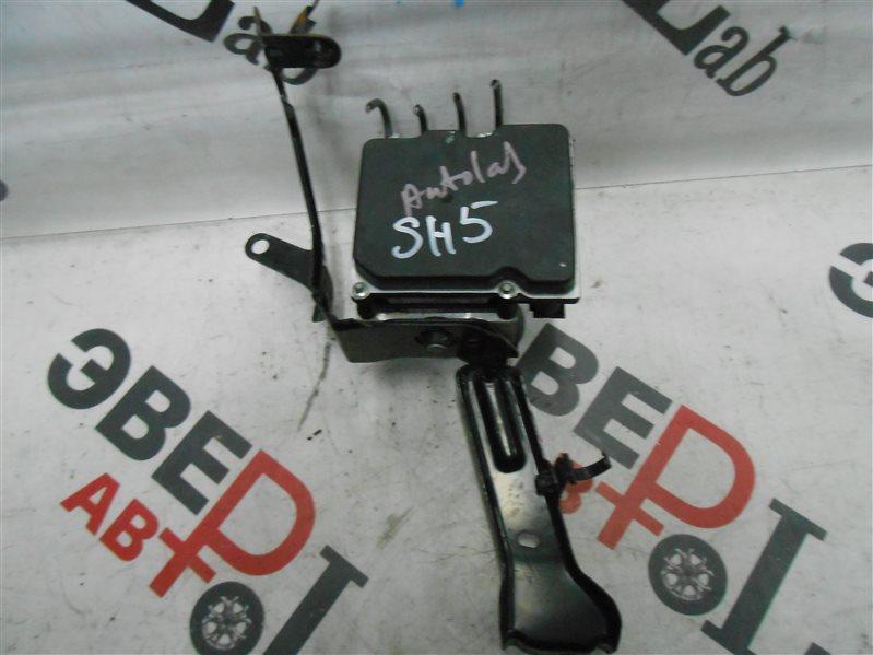 Блок abs Subaru Forester SH5 EJ204 2008