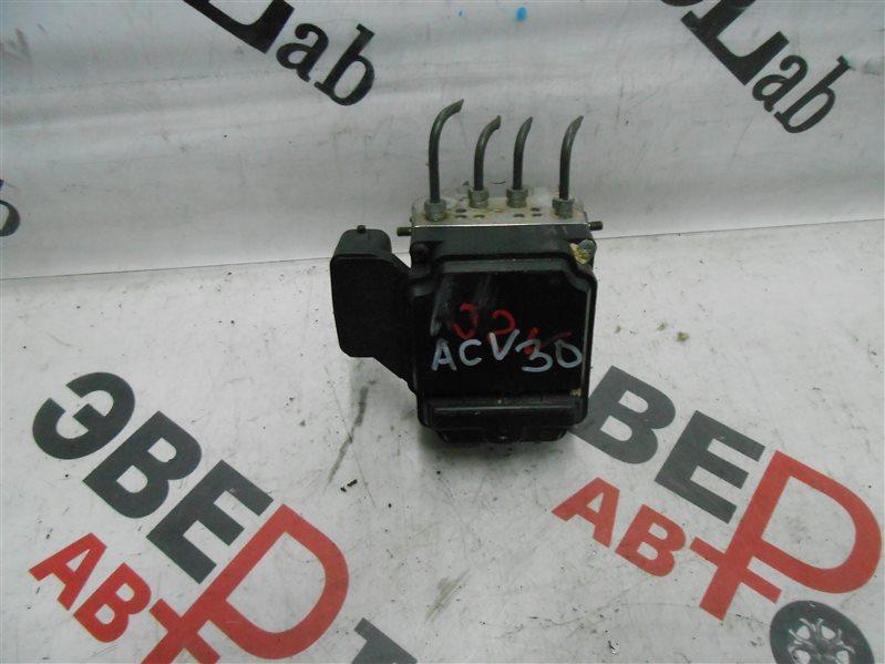 Блок abs Toyota Camry ACV30 2AZ-FE 2002