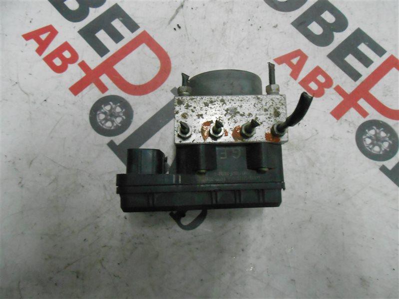 Блок abs Toyota Vitz KSP90 1KR 2007