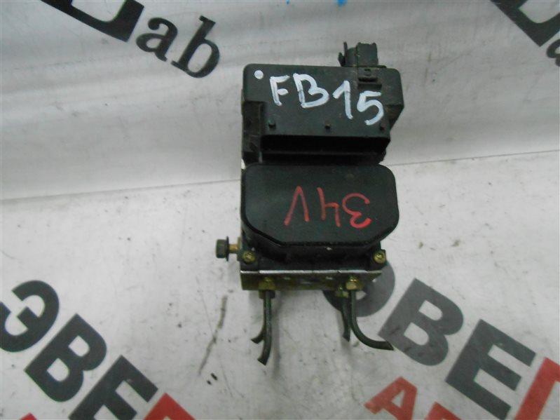 Блок abs Nissan Sunny B15 FB15 QG15 2002