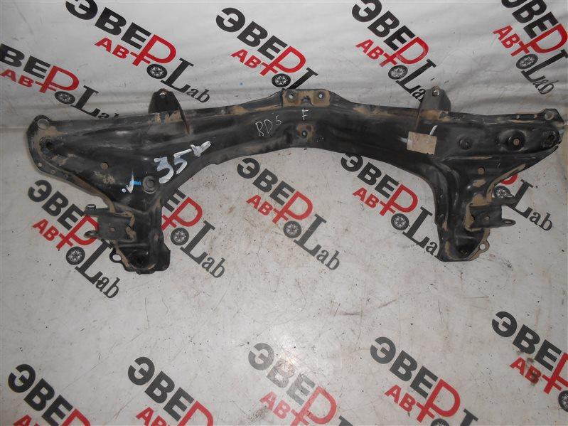 Балка подвески Honda Cr-V RD5 K20A 2002 задняя