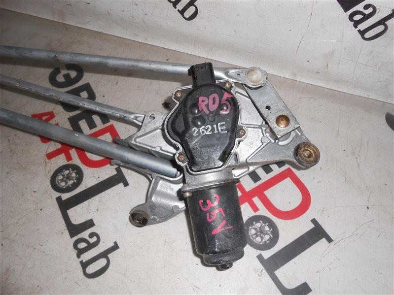 Мотор дворников Honda Cr-V RD5 K20A 2002