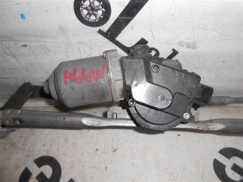 Мотор дворников Subaru Forester SH5 EJ204 2008