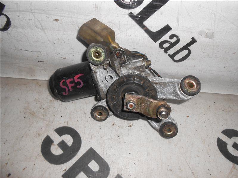 Мотор дворников Subaru Forester SF5 EJ205 2001