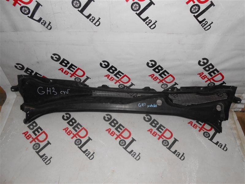 Решетка под лобовое стекло Subaru Impreza GH3 EL154 2008