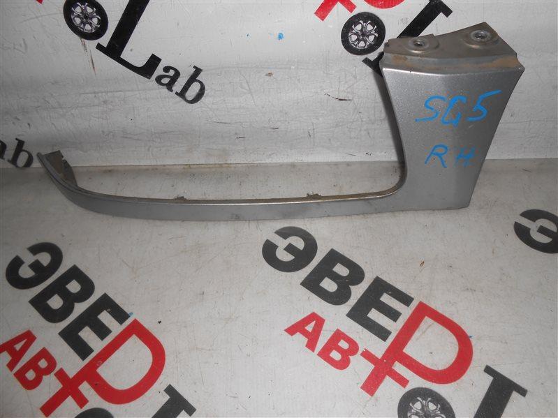 Планка под фары Subaru Forester SG5 EJ202 2004 правая