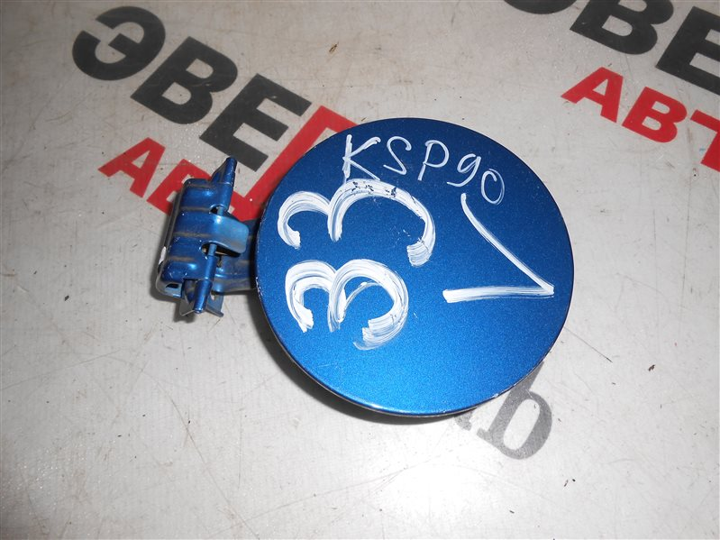 Лючок бензобака Toyota Vitz KSP90 1KR 2007