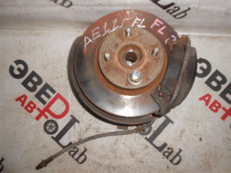 Тормозной диск Toyota Spacio AE115 7A-FE 1998 передний