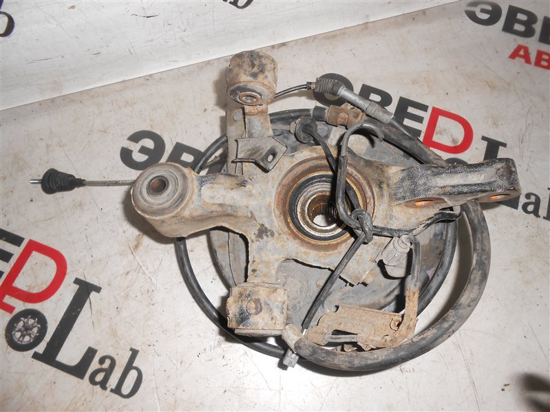 Тросик ручника Toyota Spacio AE115 7A-FE 1998 задний левый