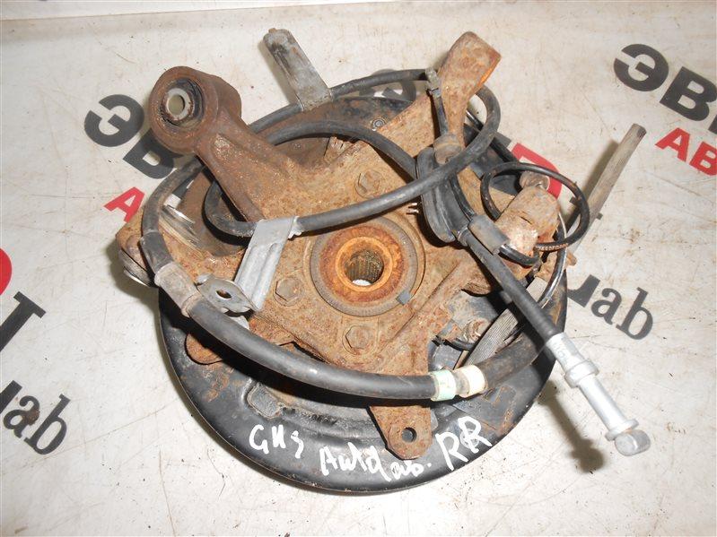 Тросик ручника Subaru Impreza GH3 EL154 2008 задний правый