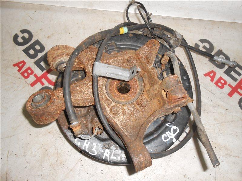 Тросик ручника Subaru Impreza GH3 EL154 2008 задний левый