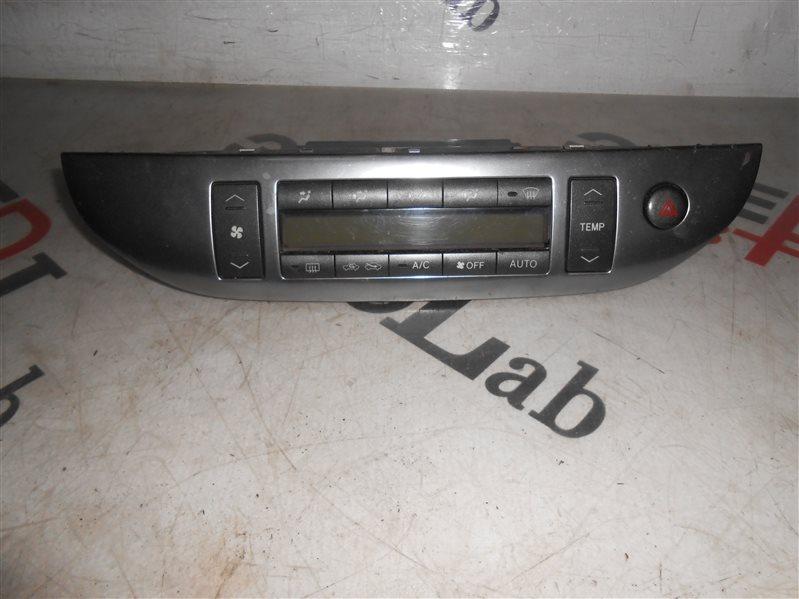 Блок управления климат-контролем Toyota Camry ACV30 2AZ-FE 2002