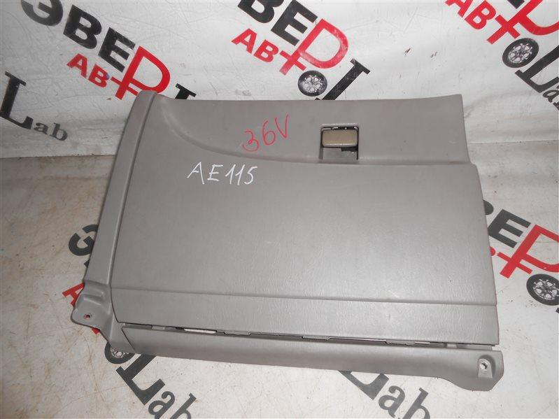 Бардачок Toyota Spacio AE115 7A-FE 1998