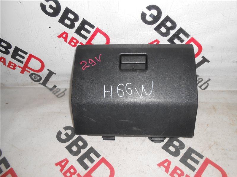 Бардачок Mitsubishi Pajero Io H66W 4G93 1998
