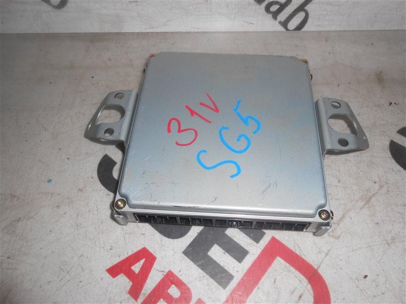Компьютер Subaru Forester SG5 EJ202 2004