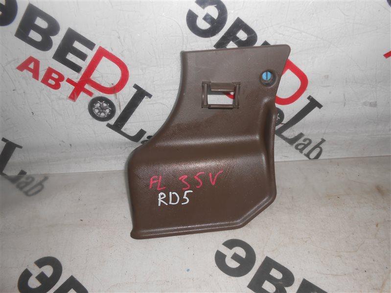 Пластик салона Honda Cr-V RD5 K20A 2002