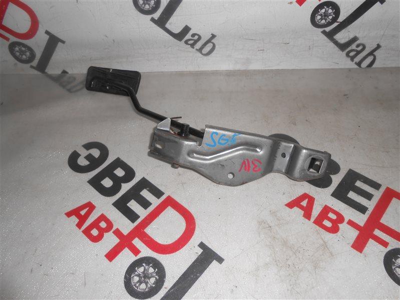 Педаль газа Subaru Forester SG5 EJ202 2004
