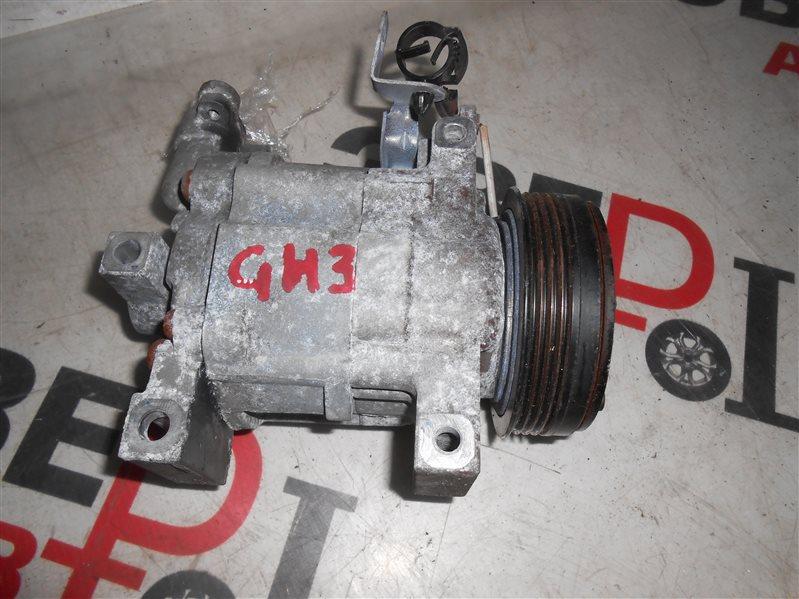Компрессор кондиционера Subaru Impreza GH3 EL154 2008