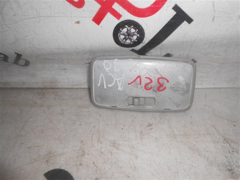 Плафон Toyota Camry ACV30 2AZ-FE 2002