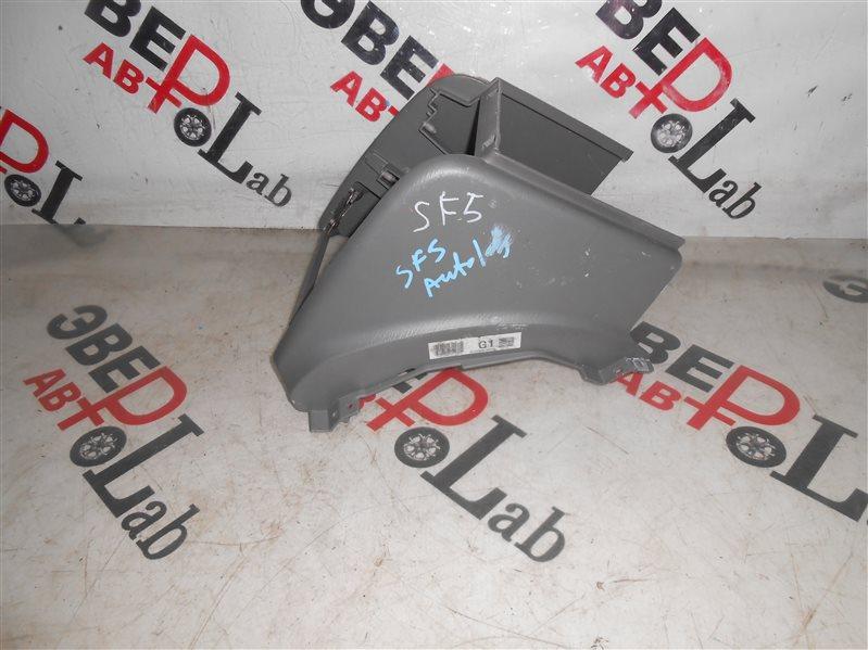Пластик салона Subaru Forester SF5 EJ205 2001