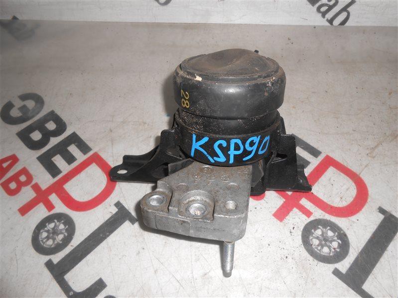 Подушка двигателя Toyota Vitz KSP90 1KR 2007 правая