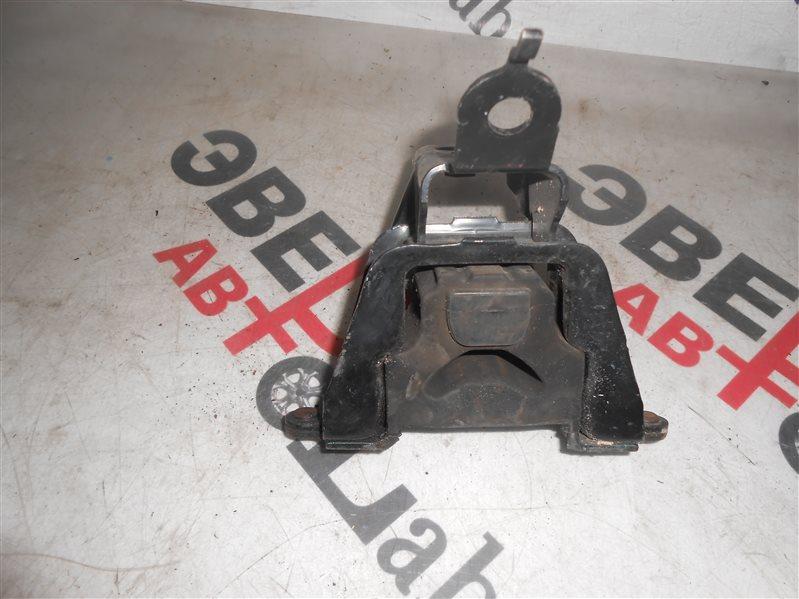 Подушка двигателя Toyota Vitz KSP90 1KR 2007 левая