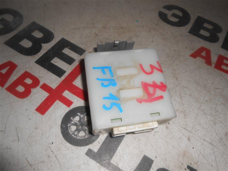 Блок управления дверьми Nissan Sunny B15 FB15 QG15 2002