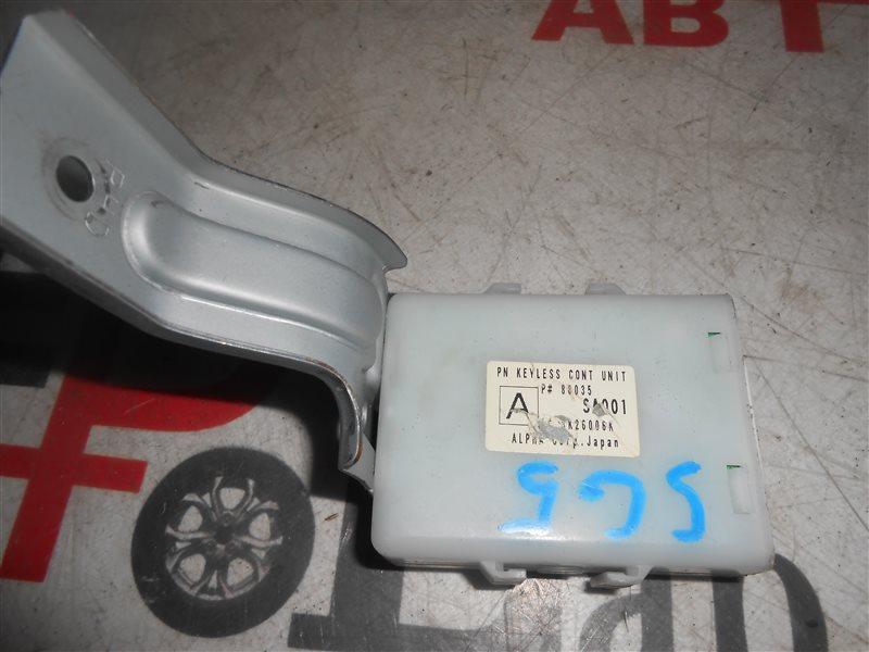 Блок управления дверьми Subaru Forester SG5 EJ202 2004