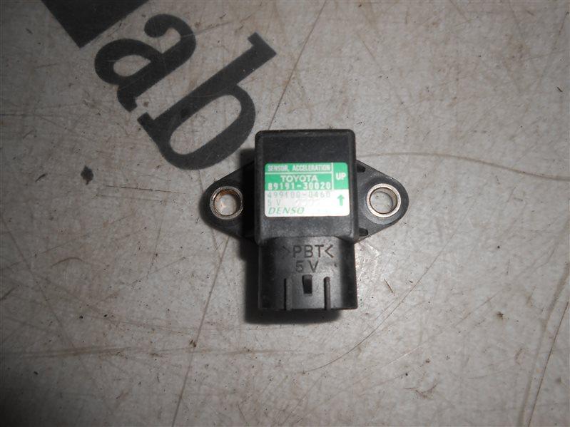 Датчик удара Toyota Camry ACV30 2AZ-FE 2002