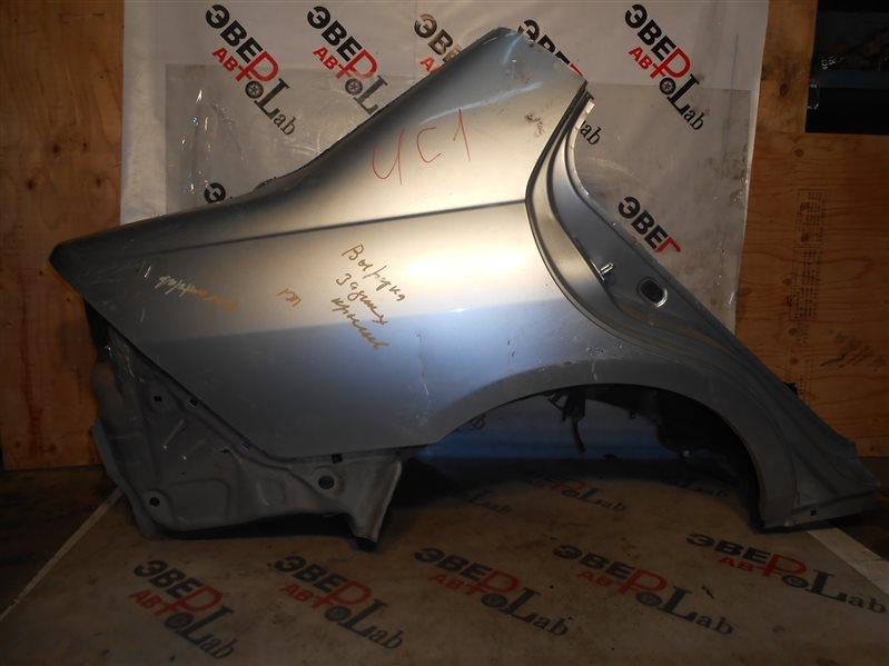 Крыло Honda Inspire UC1 J30A 2007 заднее правое