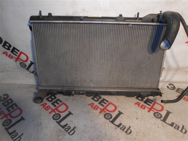 Радиатор охлаждения двс Subaru Forester Kross Sports SG5 EJ205 2004