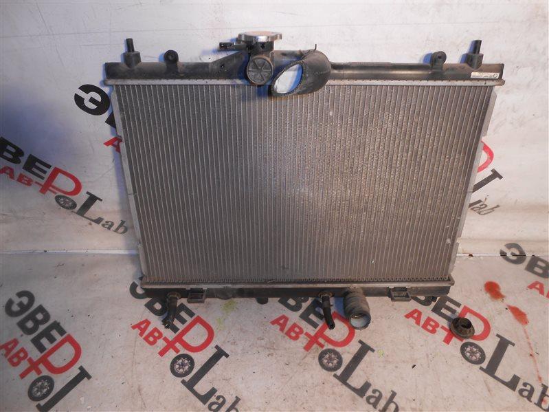 Радиатор охлаждения двс Nissan Tiida C11 HR15 2006