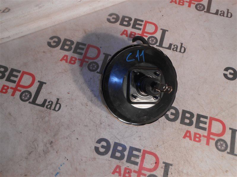 Вакуумный усилитель Nissan Tiida C11 HR15 2006